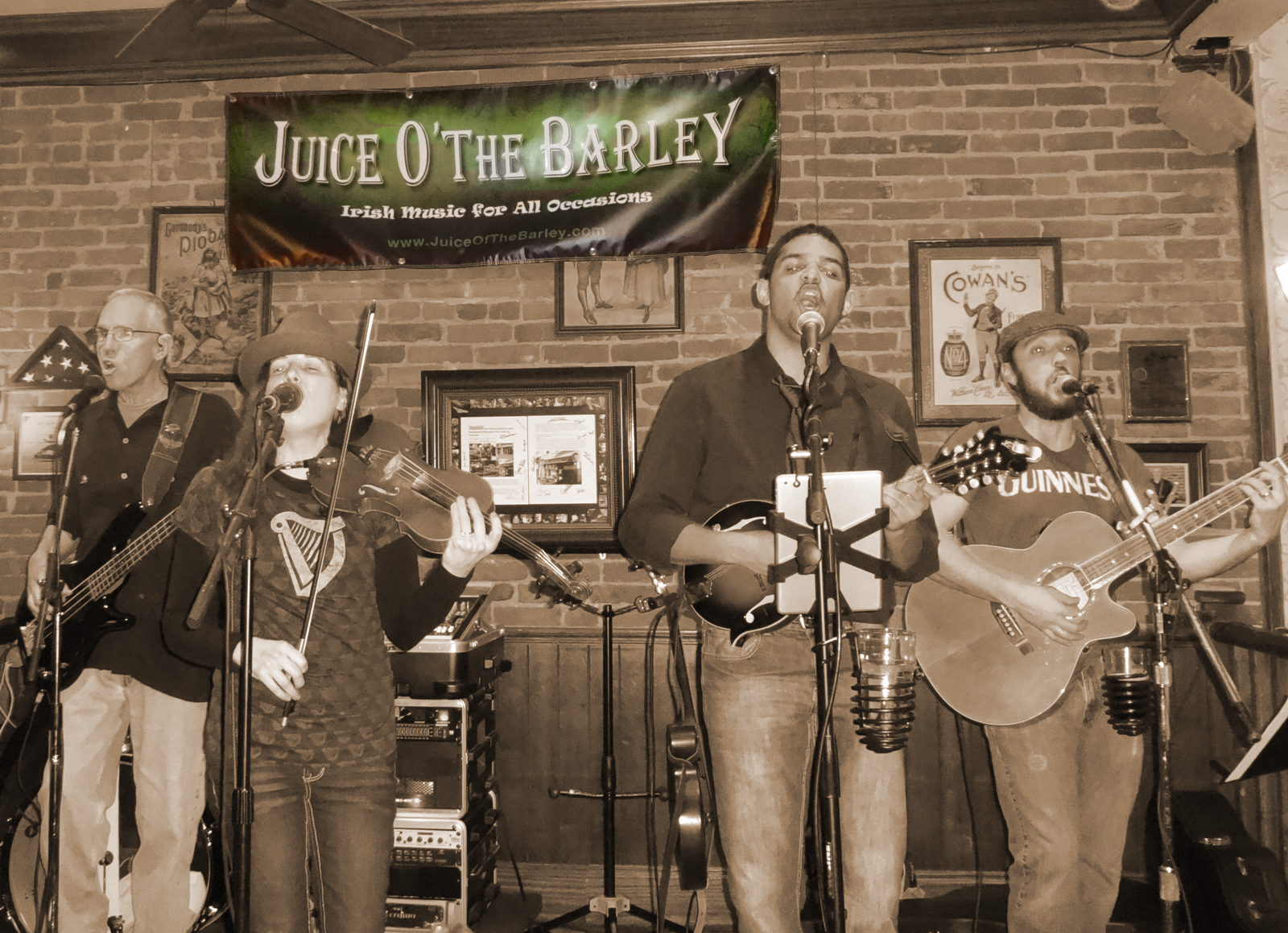 Juice O'The Barley