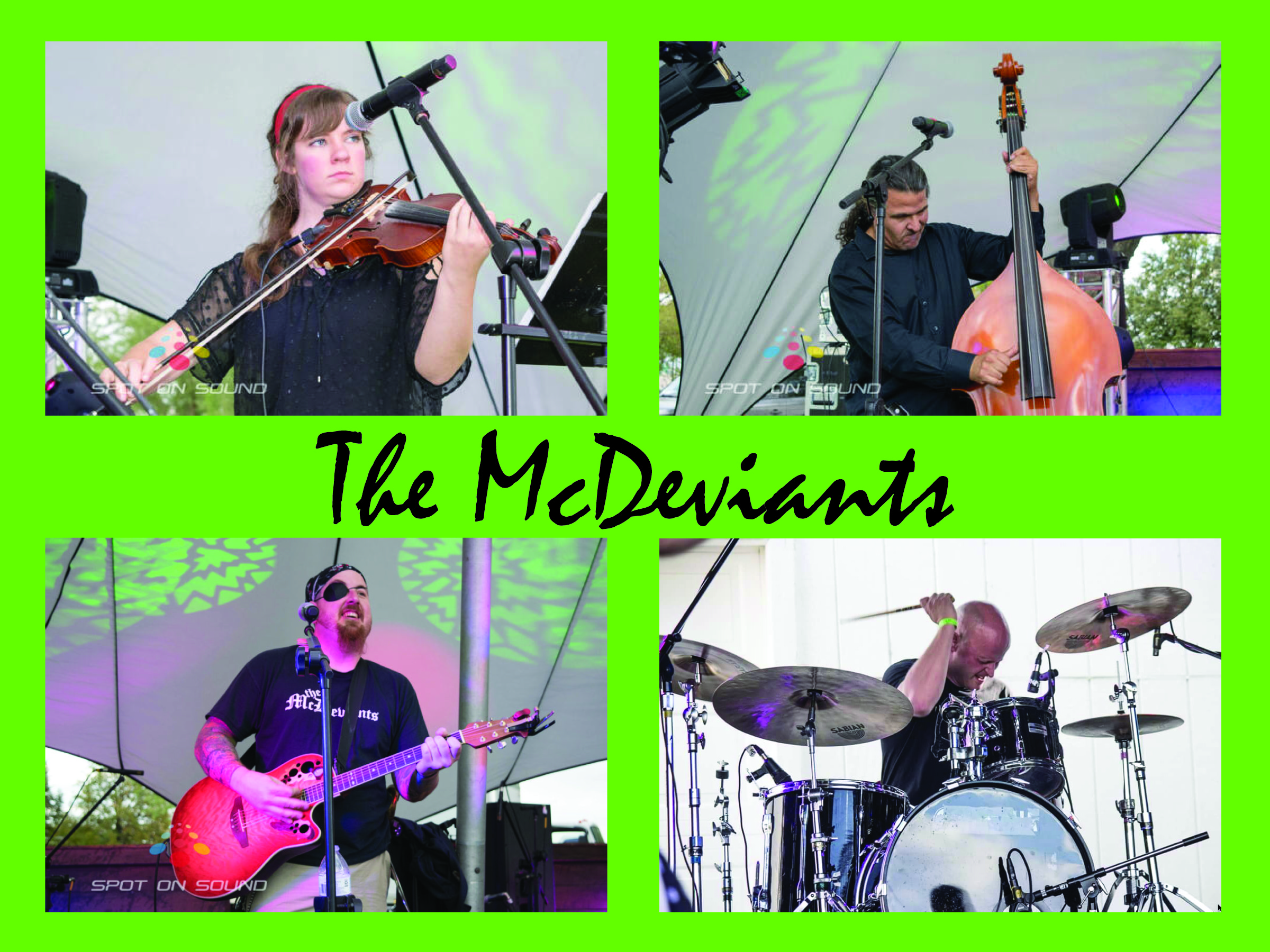The McDeviants