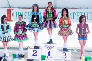Irish Stepdancers